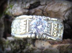 1 ct diamond brand ring