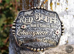 2013 Red Bluff Bull Sale